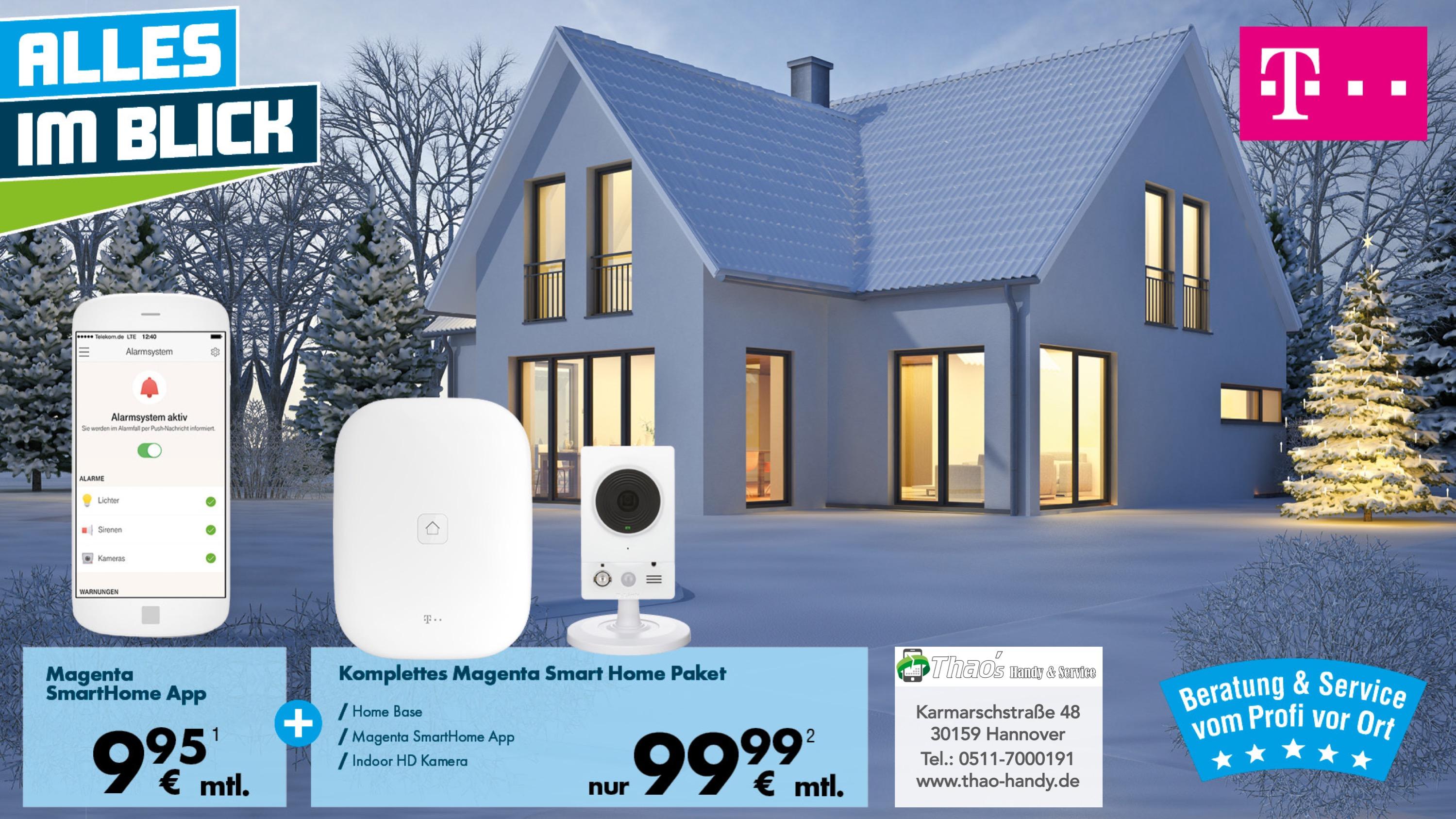 Magenta smart home